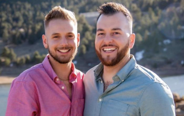 A Match Made on Tinder: Gay Newlywed Donates Kidney to His Husband