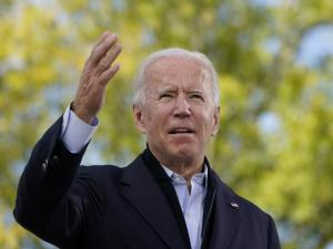 Trump, Biden Go on Offense in States They're Trying to Flip