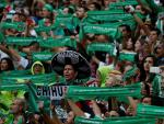 Homophobic Chants by Mexican Football Fans Lead to Fan-less Games