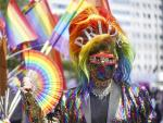 Thousands March and Dance for LGBTQ Rights at Berlin Parade